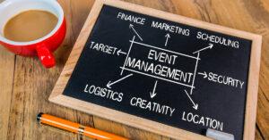 イベント開催の準備の方法は?一連の流れと運営ノウハウをご紹介